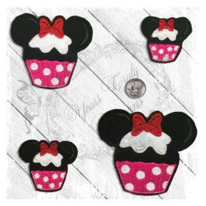 Cupcake Cutie Mouse Girl APP