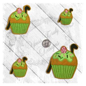 Cupcake Cutie Pluti Dog