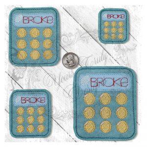 Calculator Broke Chick