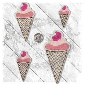 Ice Cream Wavy