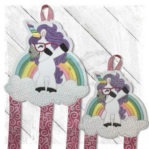 Dabbing Unicorn Cutie KK