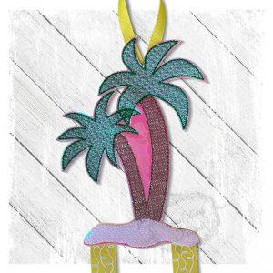 Palm Tree Sea You At The Beach KK
