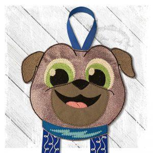 Pup Pet Bongo Head KK