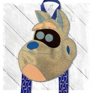 Pup Pet Robi Dog Head KK