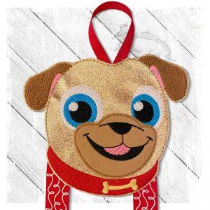 Pup Pet Rollie Head KK