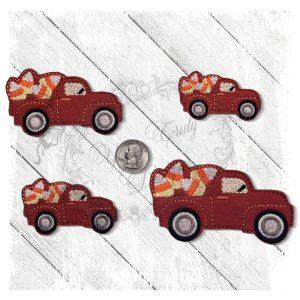 Truck Candy Corn