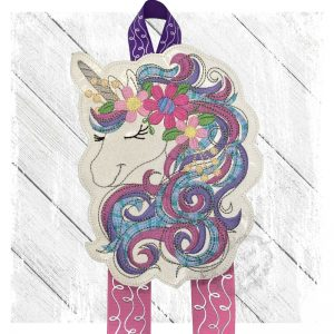 Unicorn Fancy Floral KK
