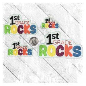 Rocks 1st Grade
