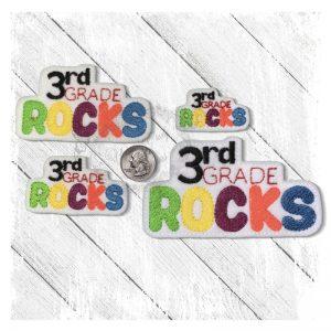 Rocks 3rd Grade