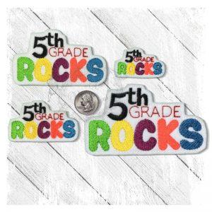 Rocks 5th Grade