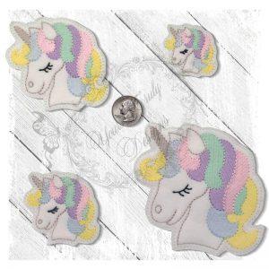 Unicorn Yanna HEAD