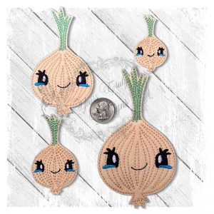 Veggie Cute Onion