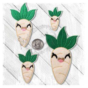 Veggie Cute Turnip