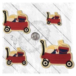 Wagon Summer Toys