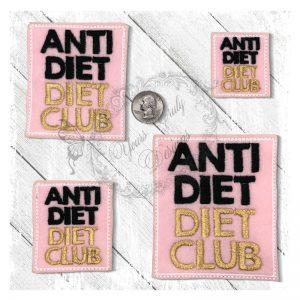Anti Diet Diet Club