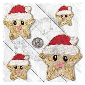 Star Fish Santa