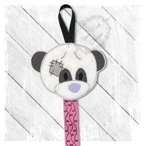 Raggy Panda Head KK