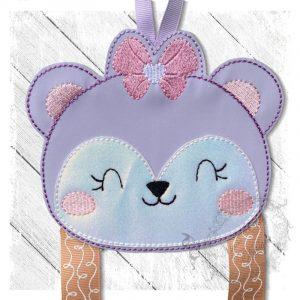 Tea Time Freind Cutie Bear Head KK