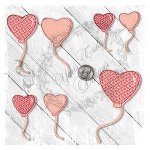 Balloon Heart Single