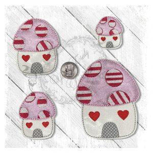 YTD Gnome Home Hearts 2