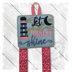 Let Your Light Shine Nautical KK