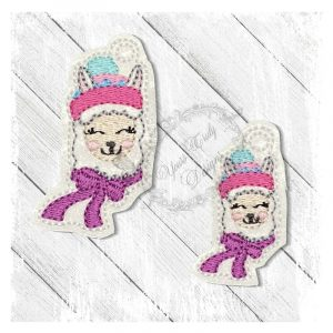 Winter Llama Cocoa Cup Head E