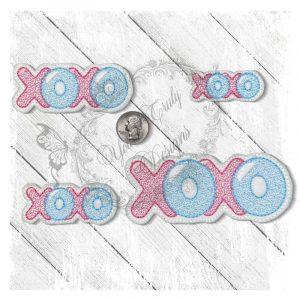 XoXo Bubble Motief