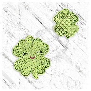 Clover Cutie 4 leaf Motief E