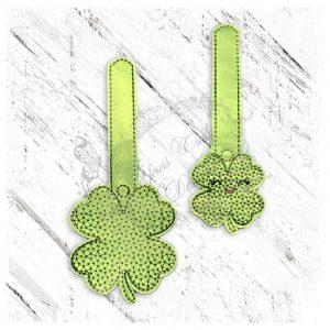 Clover Cutie 4 leaf Motief F