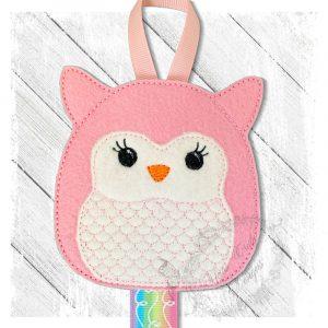 Fluffy Freind Owl KK