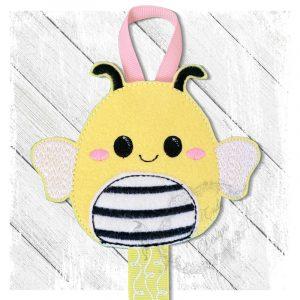 Fluffy Friend Bee KK