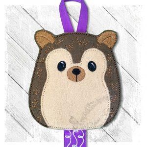 Fluffy Friend Hedgehod KK