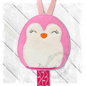 Fluffy Friend Penguin KK