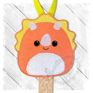 Fluffy Friend Trisaratops KK