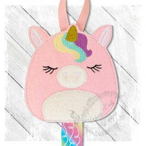 Fluffy Friend Unicorn KK