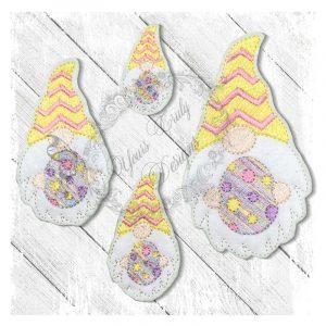 Gnome Egg Head Fill Hat