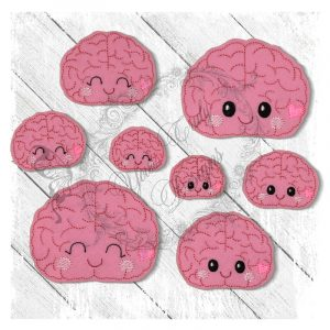 Kawaii Organ Brain