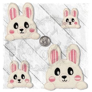 Bunny From Basket