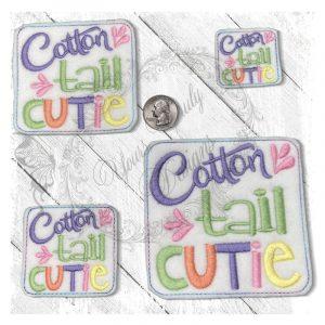 Cottontail Cutie 1