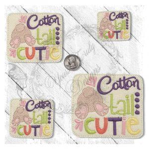 Cottontail Cutie