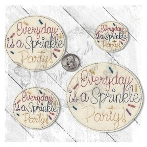 Every Day Is A Sprinkle Party