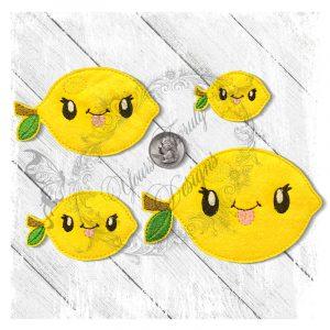 Fruity Cutie Lemon