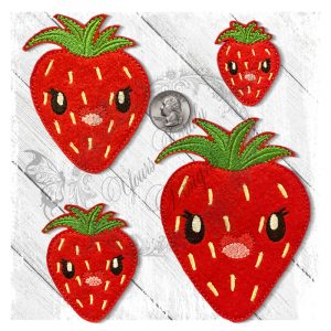 Fruity Cutie Strawberry