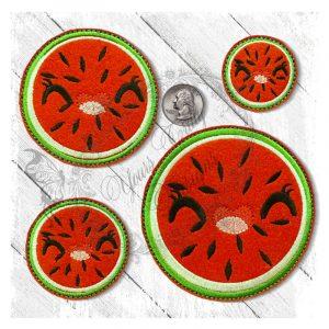 Fruity Cutie Watermellon Round