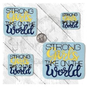 Strong Girls Take On The World