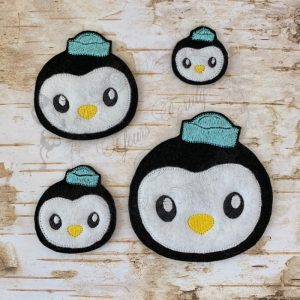 Octi Friend Penguin HEAD