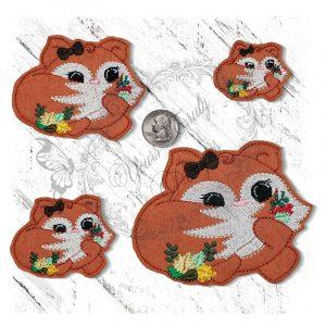Cuddle Fox