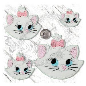Fussy Cat Maria Head