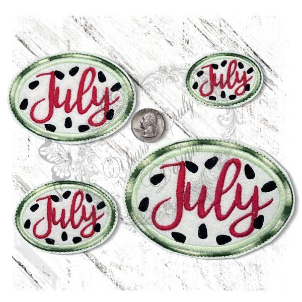 July Melon Seeds