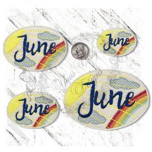 June Sunny Day